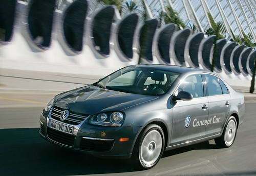 Volkswagen BlueTDI